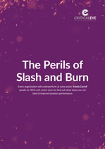 The Perils of Slash and Burn